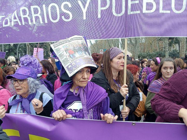 Madrid informó a la jueza de que el escenario que permitía reuniones masivas duró hasta el 9 de marzo