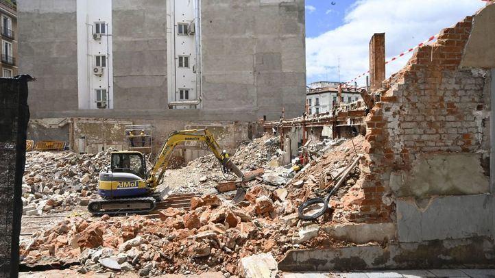 El Real Cinema desaparece de las calles de Madrid