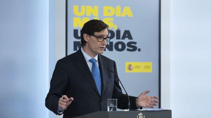 Illa confirma que a partir del 21 de junio se podrá circular con libertad por toda España