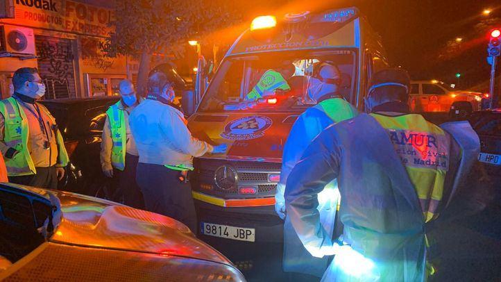 Un hombre, herido grave tras incendiarse su freidora esta madrugada