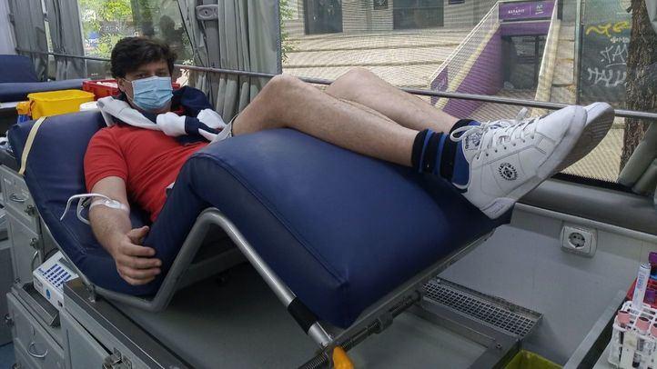 El Día Mundial del Donante de Sangre ensalza el altruismo de estas personas durante la pandemia