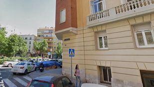 Hallada sin vida una persona sin hogar en el distrito de Salamanca