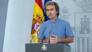 El director del Centro de Coordinación de Alertas y Emergencias Sanitarias, (CCAES), Fernando Simón.