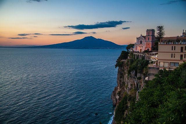 Costa de Amalfi (Italia)