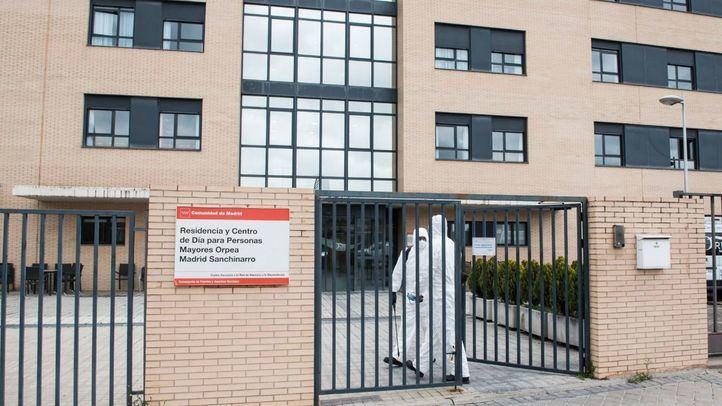 El 16% de los usuarios de residencias madrileños ha muerto durante la pandemia
