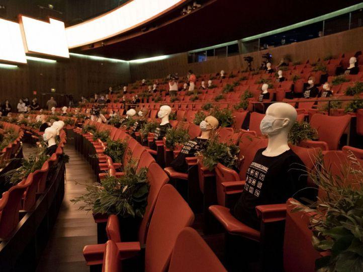 Los Teatros del Canal levantan el telón tras el Covid-19