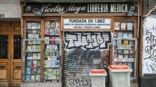 Librería Moya.