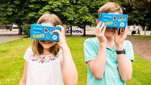 Experiencias de realidad virtual para niños tutelados