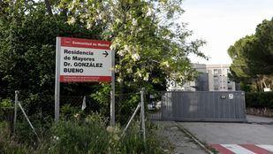 Residencia pública Doctor González Bueno en Madrid.