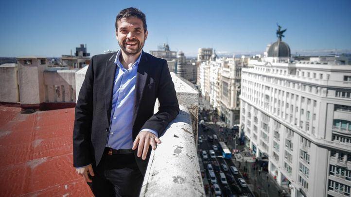 Jesús Santos, elegido nuevo líder de Podemos en la Comunidad de Madrid