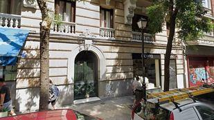 Calle Gaztambide, 8, lugar del suceso