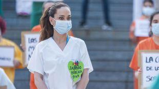 Bajan las cifras por coronavirus en Madrid