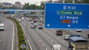 El fin del estado de alarma no afecta al tráfico en la región