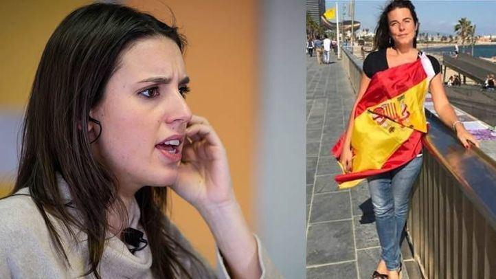 La historia de la concejala de Vox denunciada por Irene Montero
