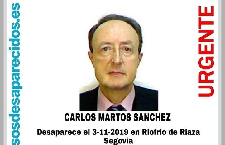 Hallado sin vida un hombre desaparecido en noviembre