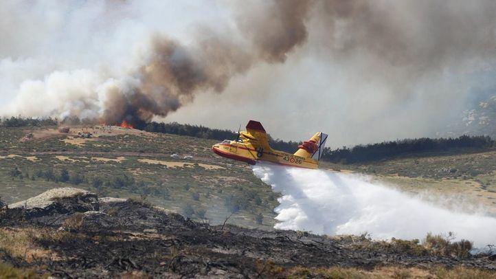 Casi toda la región, en riesgo alto de incendios forestales
