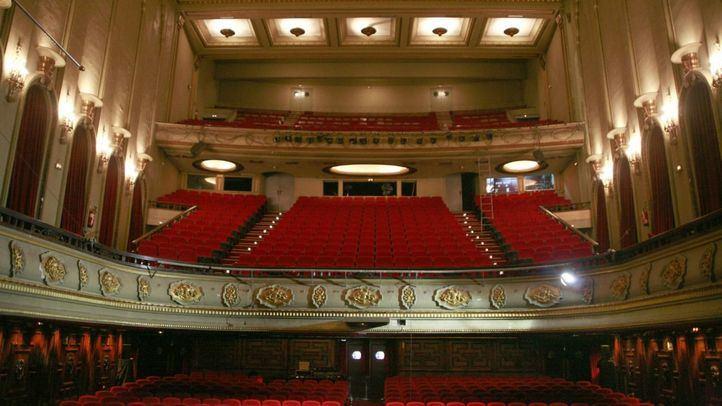 Interior del teatro Nuevo Apolo