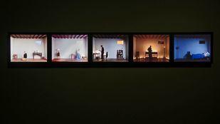 Catherines Room (2001) de Bill Viola