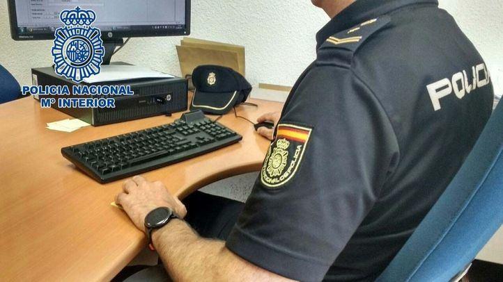 Detenido por golpear violentamente a su novia en Alcalá de Henares