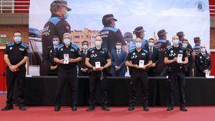 La Policía Local de Alcobendas y los servicios esenciales, reconocidos por su labor durante la pandemia