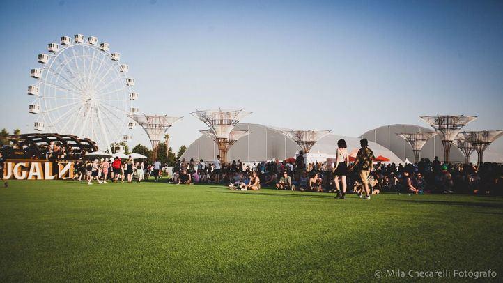 El festival Mad Cool se celebrará del 7 al 10 de julio de 2021