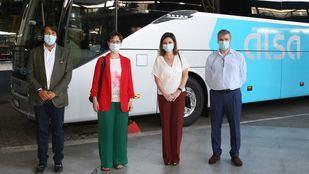 Alsa presenta al MITMA su Plan de Movilidad Segura para volver a viajar en autobús