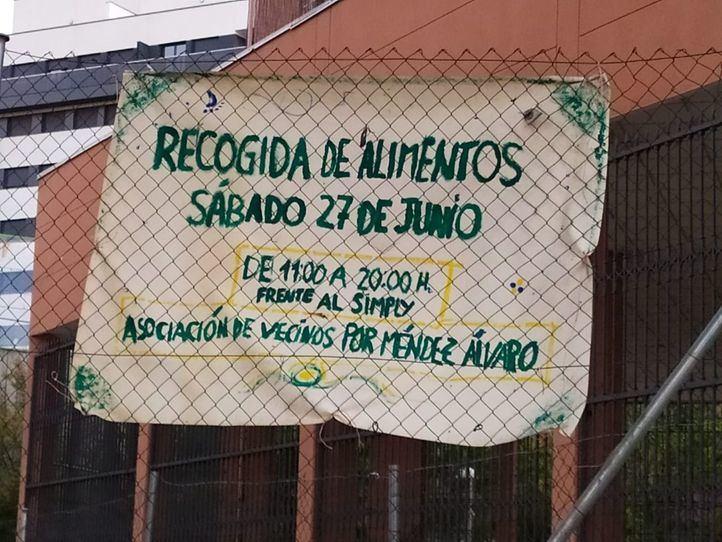 Rostros populares animan a participar hoy en la recogida de alimentos de Méndez Álvaro