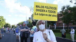Miles de personas reclaman un pacto para la reconstrucción social tras el coronavirus