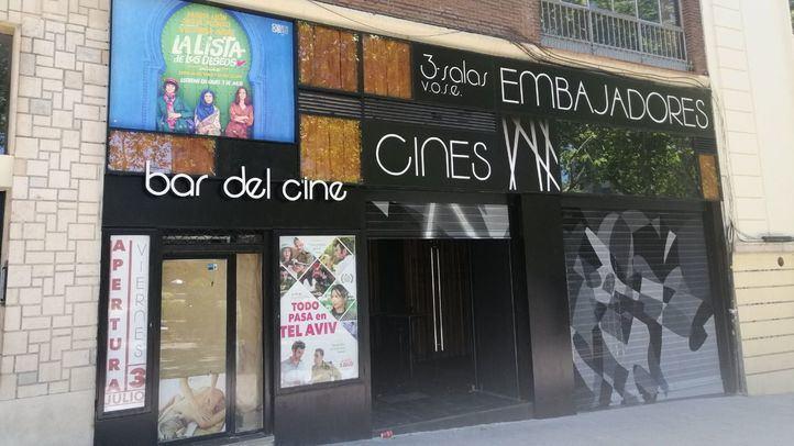 Nacen los Cines Embajadores, con una clara apuesta por las películas independientes