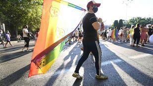 El Orgullo Crítico salió a la calle contra la 'LGTBIfobia'