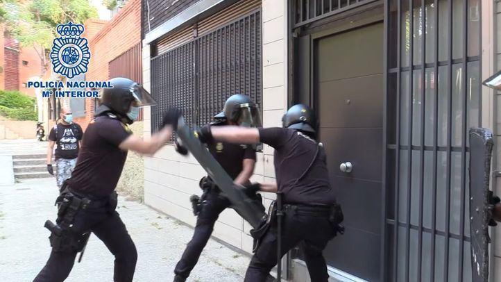 Cae un grupo criminal dedicado a robos en oficinas y comercios