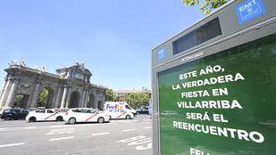 El calor no da tregua: las altas temperaturas sofocan Madrid