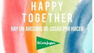 El Corte Inglés lanza Happy Together, una propuesta llena de color para recibir el verano