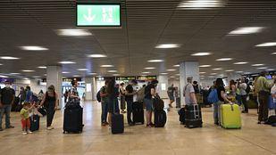 Barajas reabre la T1 con 178 vuelos programados