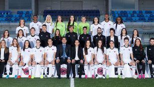 Nace oficialmente el Real Madrid femenino tras la absorción del CD Tacón