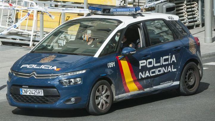 Detenido el presunto autor del homicidio de un hombre sin hogar en el distrito Salamanca