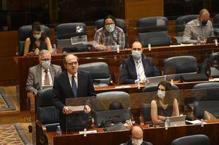 Gabilondo pide a Ayuso que se incremente la financiación a la Educación Pública