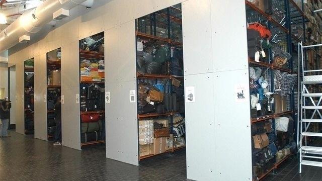 Oficina municipal de objetos perdidos