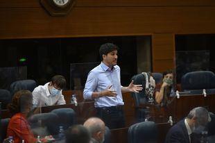Más Madrid critica la política fiscal