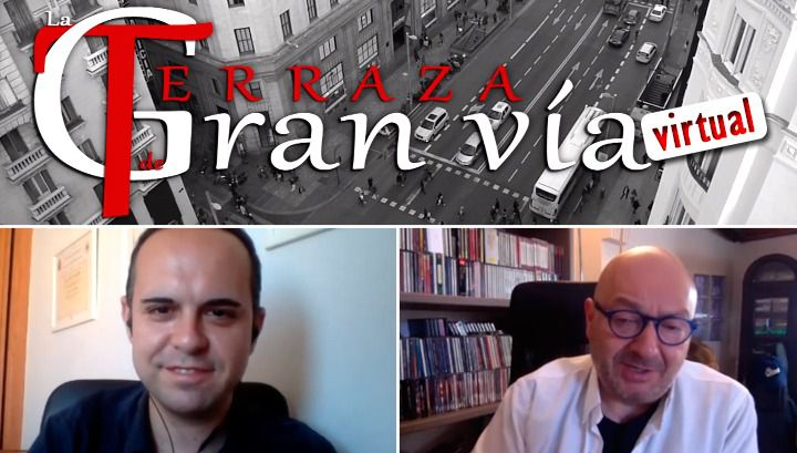 Terraza de Gran Vía virtual con José Manuel Calvo