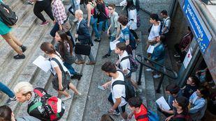 Hasta 13.883 estudiantes harán la EvAU en la UCM