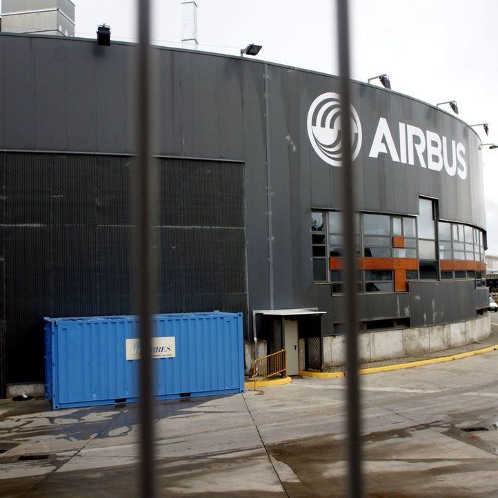 Los despidos de Airbus afectarán a 455 empleados en Getafe