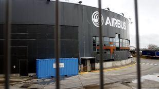 Sede de Airbus en Getafe