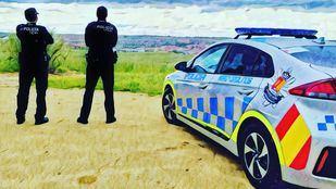 Ilustración de la Policía local de Arroyomolinos
