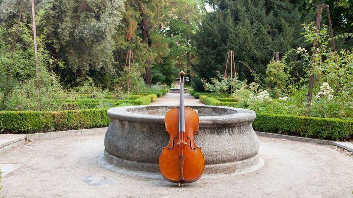 El Jardín Botánico inaugura un ciclo de 'Paseos Musicales' con la Orquesta Sinfónica de Bankia