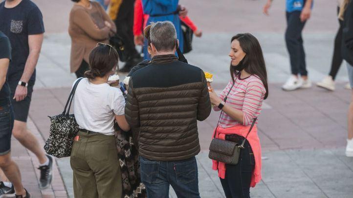 La Comunidad de Madrid notifica el primer rebrote de coronavirus en la región