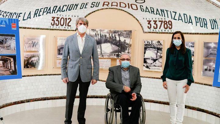 Metro de Madrid ya cuenta con 199 estaciones accesibles