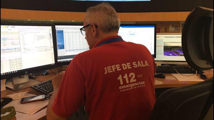 El 112 recibió 339.000 llamadas en junio