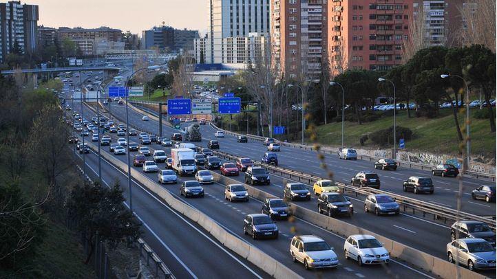 La operación asfalto de la M-30 actuará en el doble de superficie que el año pasado