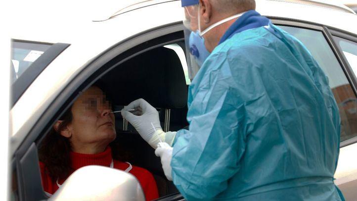 Madrid ha realizado 742.345 pruebas PCR desde que comenzó la pandemia